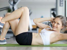 elimine a gordura abdominal